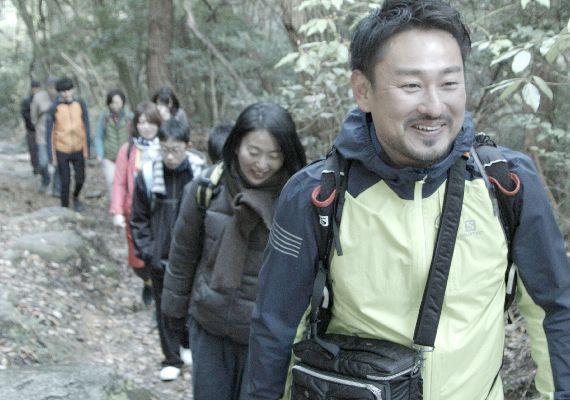 五色台歩き遍路体験ツアー